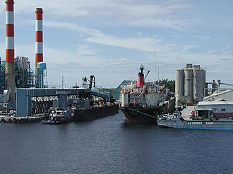 Port of Palm Beach - Image: Port of Palm Beach Slip 2