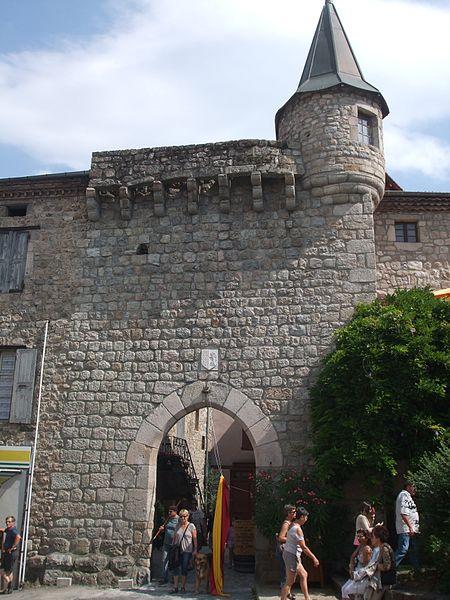 Porte du Bourg de l'homme