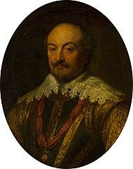 Portrait of Jan III (1583-1638), Count of Nassau-Siegen
