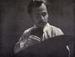 Portrait of Kahlil Gibran