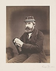 Portrait of Roger Fenton (8386798642).jpg