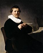 Portrait of a Man Trimming his Quill by Rembrandt.jpg