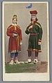 Portret man en vrouw in klederdracht van Lappone, Noorwegen, RP-F-F24929.jpg