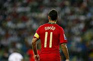 Portugal 2-3 Denmark, Simão2