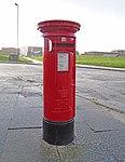 Post box on Soho Street, Liverpool.jpg