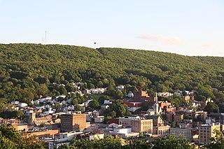 Pottsville, Pennsylvania City in Pennsylvania, United States