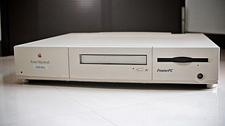 Power Macintosh 6100 personal computer by Apple