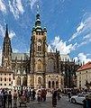 Prag, Prager Burg, Veitsdom -- 2019 -- 6648-50.jpg