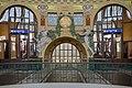 Prag Jugendstil Hauptbahnhof 10.JPG