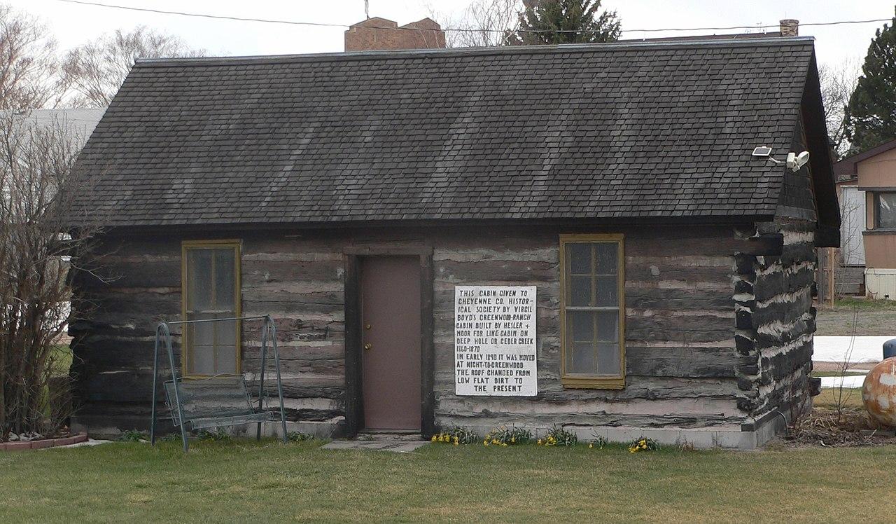 File Prairie Schooner Museum Dalton Ne Log Cabin Jpg