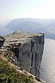 Preikestolen (Pulpit Rock) - Norway - panoramio.jpg