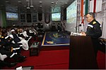 Presentation on WNC by RAdm Rajesh Pendharkar CSO (Ops) to Maharashtra CM, MPs, MLAs and senior Maharashtra Government functionaries.jpg