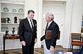 President Ronald Reagan and Arnold Palmer.jpg