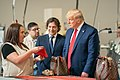 President Trump Visits the the Louis Vuitton Workshop - Rochambeau (48919264937).jpg