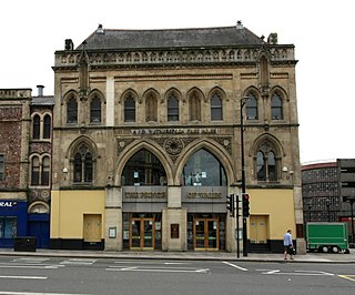 Prince of Wales Theatre, Cardiff former theatre in Cardiff, Wales; now a pub