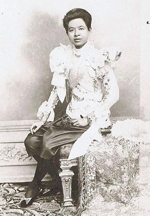 Puangsoi Sa-ang - Image: Princess Puang Soi Sa ang