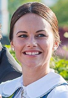Princess Sofia, Duchess of Värmland Princess of Sweden, Duchess of Värmland