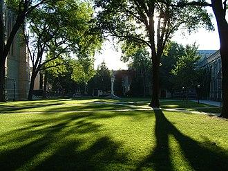 Princeton University Department of History - Image: Princeton University square