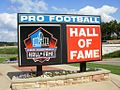 Pro Football Hall of Fame sign.JPG
