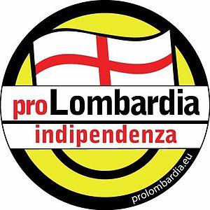 Pro Lombardy Independence - Image: Pro Lombardia Indipendenza