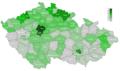 Procenta-SZ Volby-PSPCR-2010 podle-okresu.png