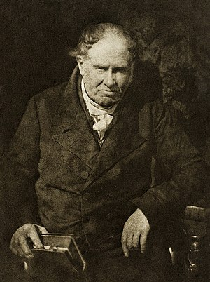 Alexander Monro (tertius) - Alexander Monro in the 1840s