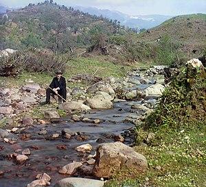 პროკუდინ-გორსკის ადრეული ფოტო (ავტოპორტრეტი)