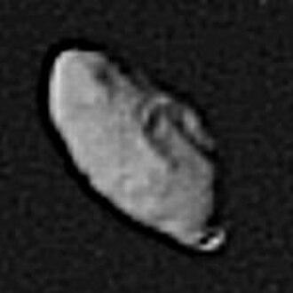 Prometheus (moon) - Image: Prometheus Voyager 2