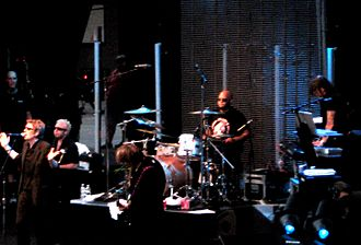 The Psychedelic Furs - The Psychedelic Furs performing live in 2008