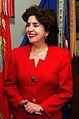 Puerto Rican Governor Sila Calderon at the Pentagon, Feb 27, 2001.jpg