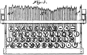 Who designed the keyboard? and why did they design it the way it is?