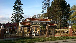 Tilst - Image: Quang Huong Temple (Aarhus)