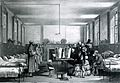 Queen Victoria and Prince Albert visiting soldiers wounded i Wellcome L0018532.jpg