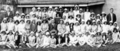 Queensland State Archives 3831 Scholarship Class Kelvin Grove Girls State School on a visit to the Department of Agriculture and Stock April 1931.png