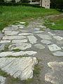 Römische Strasse (Roman street) in Martigny (Switzerland).JPG