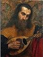 Ritratto di K.W. Diefenbach con mandolino, olio su tela, in collezione privata.jpg