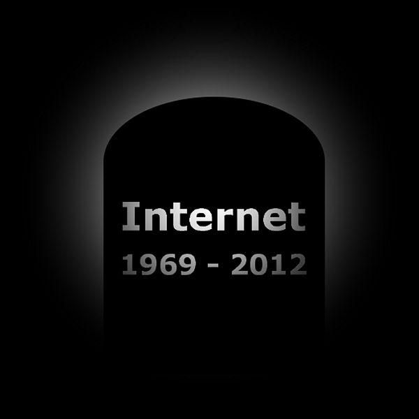 R.I.P. Internet
