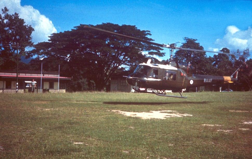 RAAF UH1 1964