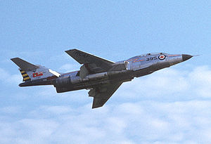 New Fighter Aircraft Project - The CF-101 Voodoo was Canada's primary air defense platform, but was aging and needed to be replaced.