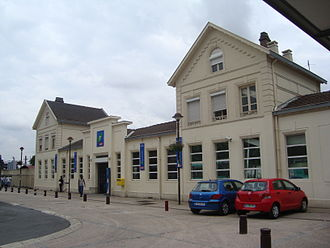 Gare du Bourget - Gare du Bourget