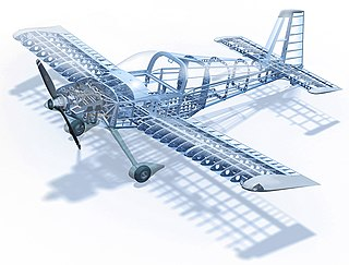 Airframe aircrafts mechanical structure