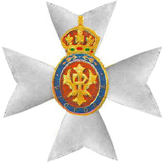 David Sellar - MVO insignia