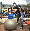 Rachna Shah at a work out designed by Satish Naidu (9).jpg
