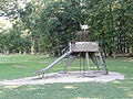 Radar on playground slide - Huntsville, Alabama.jpg