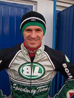 Rafał Okoniewski Speedway rider