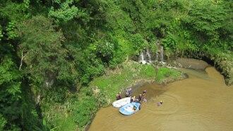 Progo River - Rafting on Progo River by Kisik River Camp