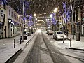 Raging snow, High Street, Omagh - geograph.org.uk - 1630065.jpg