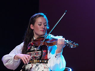 Ragnhild Hemsing Norwegian musician