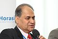 Rahul Bajaj, Chairman, Bajaj Auto, during the opening plenary, at the Horasis Global India Business Meeting 2009 - Flickr - Horasis.jpg