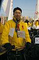 Raising community awareness of HIVAIDS in China, 2006. Photo- AusAID (10715651515).jpg